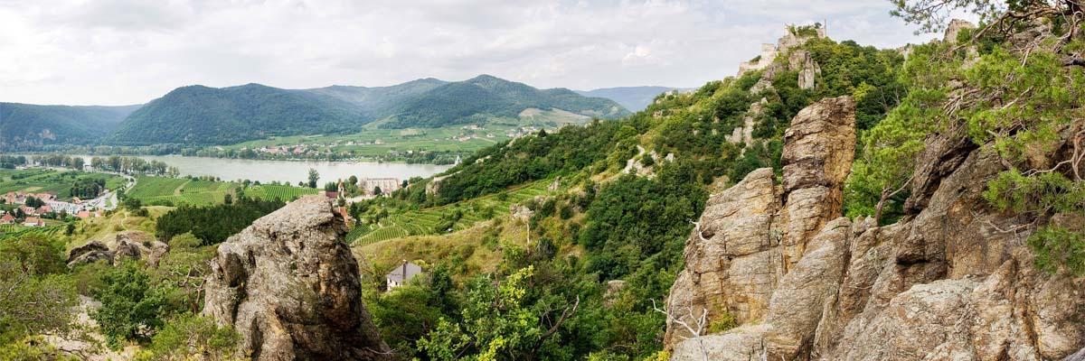 ヴァッハウ渓谷(オーストリア)