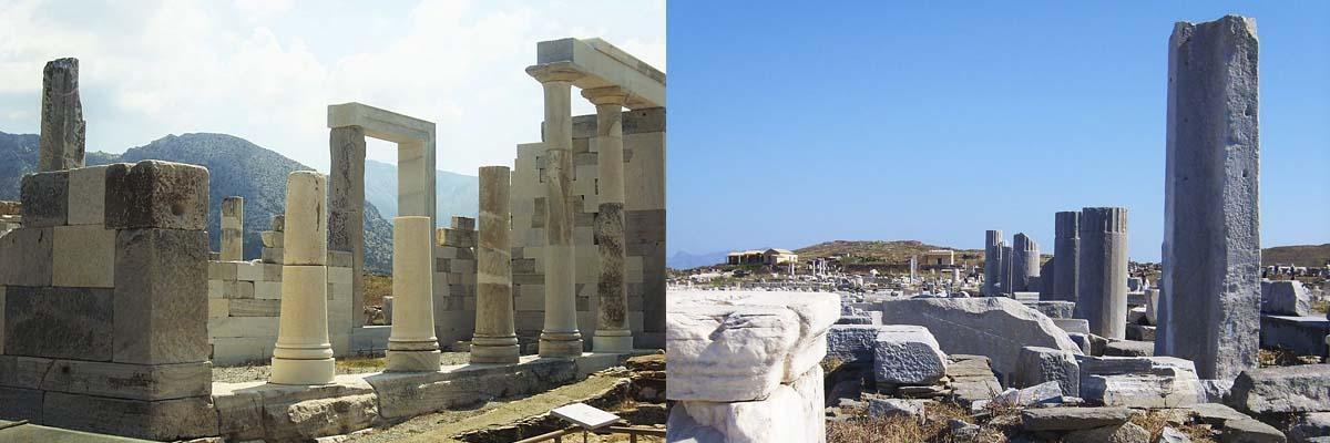 デロス島(ギリシャ)