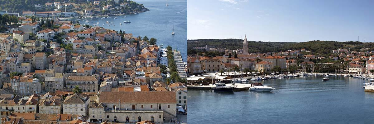 フヴァル島(クロアチア)