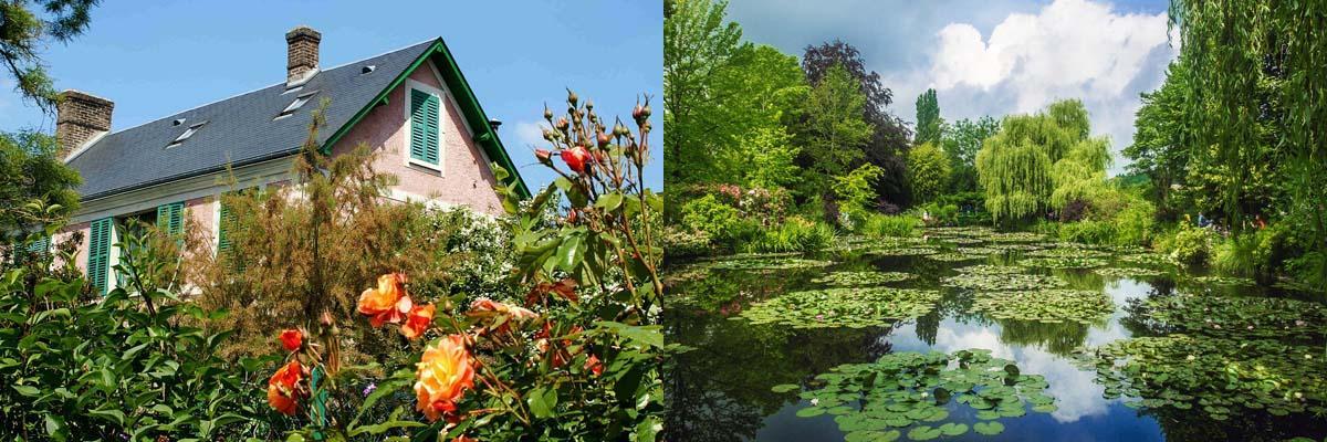 モネの家と庭園(ジベルニー)