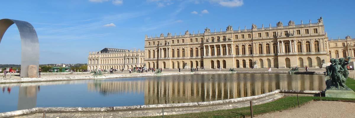 ヴェルサイユ宮殿(ヴェルサイユ)